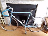 1992 Peugeot Course Road Bike, made in France, all original parts working