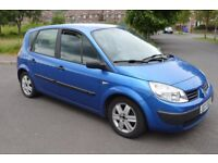 FOR SALE 2006 RENAULT SCENIC 1.5 DCI DIESEL 6 MONTHS MOT
