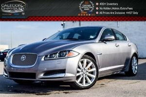 2013 Jaguar XF V6|AWD|Navi|Sunroof|Backup Cam|Bluetooth|Leather|