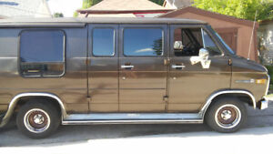!!WANTED!!! Vans and Van Parts from 60s to 80s