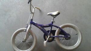 "Bratz 16"" wheel kids Bike"