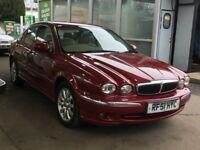 Jaguar X- type 2.5, manual gears, MOT,All Wheel Drive. VGC. £650. BARGAIN.