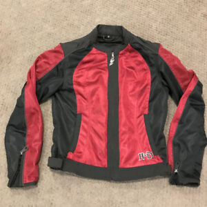 Harley Mesh Motorcycle Jacket Women