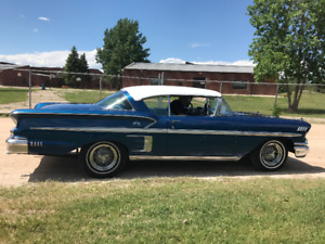 WANTED!!!!!!!1958-1964 Impala convertibles,coupes,elcamino,wagon