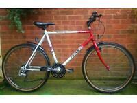 "Peugeot Puma mans bike,26""wheels,15 speed"