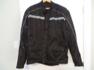 Open Road XL all seasons motorcycle jacket