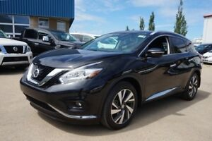 2015 Nissan Murano AWD PLATINUM Navigation (GPS),  Leather,  Pan