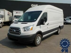 2017 Ford Transit Cargo Van, 3.5L V6, Seats 2, Backup Camera