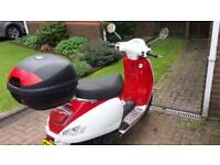 Vespa Style 125 Scooter Moped for Sale