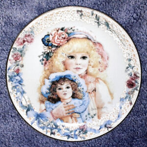 """Cathy"" Collector Plate"