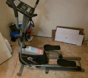 Exerciseur Elliptique Tempo 620E