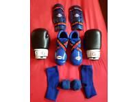 full set sparring kit