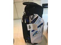 Powakaddy Dri Edition golf cart bag - 2017 edition - Blue