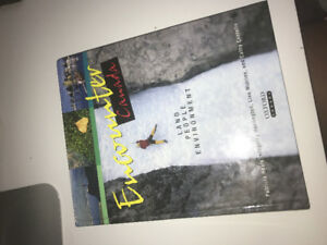 Selling textbook Encounter Canada: Land, People, Environment