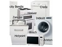 REFURBISHED WASHING MACHINES, COOKERS, FRIDGES, FRIDGE FREEZERS, DISHWASHERS. 3 MONTHS WARRENTY