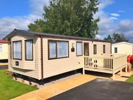 2017 pre-owned static holiday home for sale in Lancashire