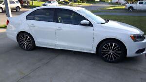 2013 VW Jetta Sportline
