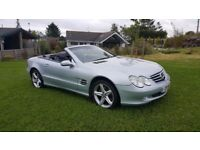 Mercedes SL500 - Cherished 2nd Car!!