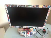 Customised computer monitor