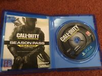 Call of duty infinite warefare legacy edition ps4