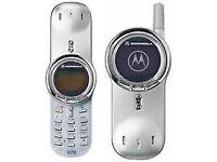 Motorola v70 classic flip mobiel