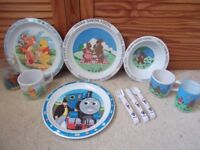 Babies/toddlers first bowls, plates etc