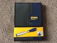 Irwin chisel set