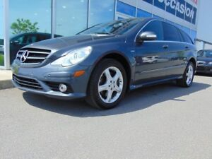 2010 Mercedes-Benz R-Class R 350 BlueTEC NAVI NAVI LEATHER ROOF