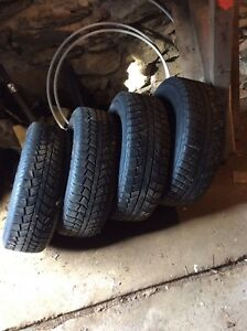 For Sale Winter Tires and Rims