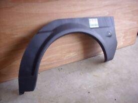 Austin / MG Metro MK1 Rear Wheel Arches