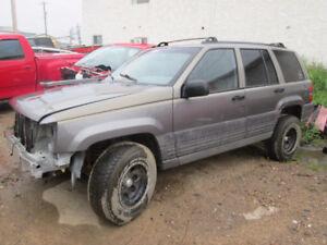 1997 Jeep Grand Cherokee Laredo SUV