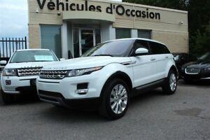 2014 Land Rover Range Rover Evoque Prestige FINANCEMENT 2.9% CER