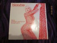 RARE 80S BLONDIE DENIS DENIS N 12 INCH SINGLE HAVE OTHERS FOR SALE