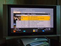 "42"" Plasma TV (Hitachi)"