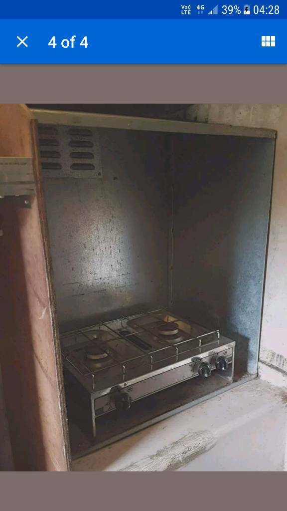 Gas Cooker out bt box