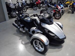 2008 Can-Am Spyder GS SM5 Manual Shift