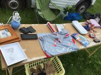 Carboot items