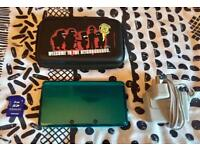 Nintendo 3DS with extras and Pokemon Y