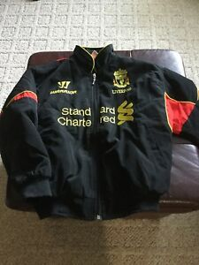 Jacket for Liverpool fans