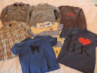 A Bundle of Boys Clothes 7-8 years