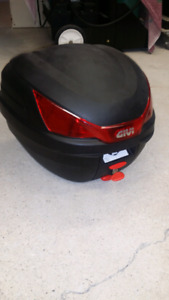 Givi motorcycle case - New