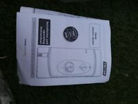 Triton forte 9.5 kw electric shower *NEW*