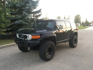 2007 FJ Cruiser - saftied