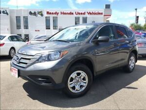 2013 Honda CR-V LX AWD - Rear Camera -  Heated seats