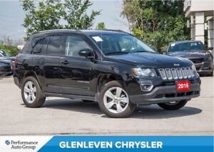 2016 Jeep Compass High Altitude   LEATHER   ROOF   BLUETOOTH