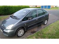 2005 Citroen Picasso 1.6 Low Mileage Excellent Family Car