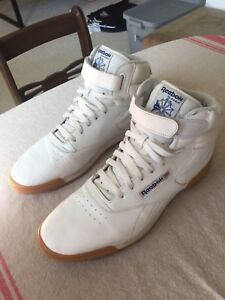 White ReeBok HighTops