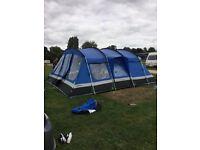 Hi Gear Frontier 8 Family Tent