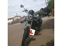Lexmoto Ranger 125cc Bike, Spot on, fresh MOT
