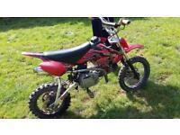 160 Pitbike 160 pit bike